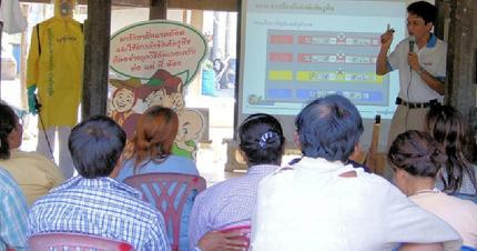 Thai training instils best practice